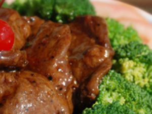 Beef w/ Broccoli