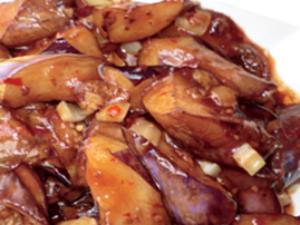 Eggplant w/ Hot Sauce (L)