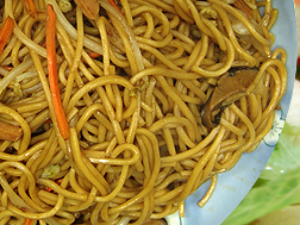 Soft Noodle (Chow-Mein)