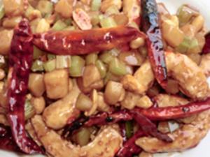 Kungpao Shrimp (L)