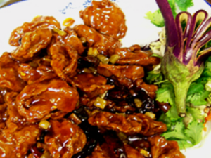 Orange Peel Chicken (L)