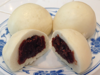 Red Bean Bun (4 Pcs)