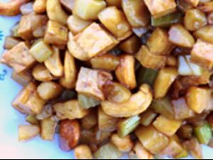 wheat chicken w cashew